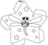 etoile-libellule